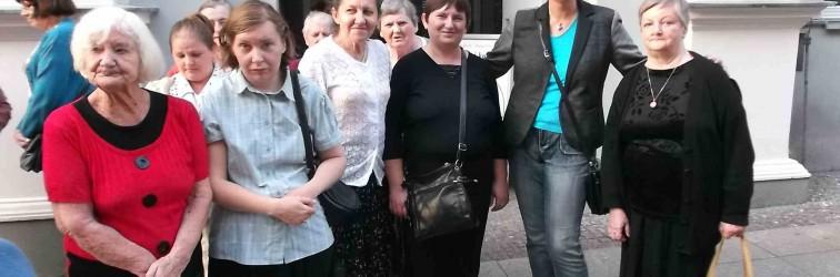 05.09.2014 – wyjście do Teatru im. S. Żeromskiego