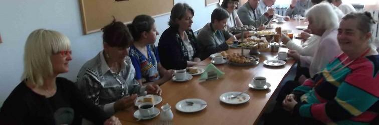 12.09.2014 – spotkanie integracyjne w Kieleckim Domu pod Fontanną