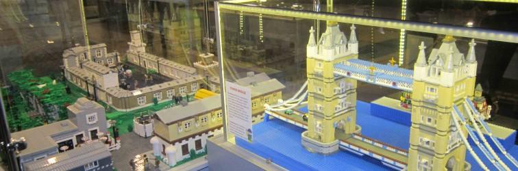 07.11.2014 – Wystawa klocków Lego