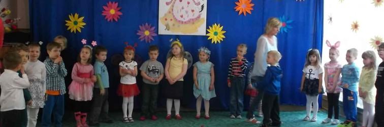 Wizyta w przedszkolu nr 8