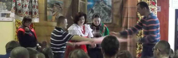 25.01.2016 – Krakowska Grupa Teatralna w WTZ przy ul. Kryształowej