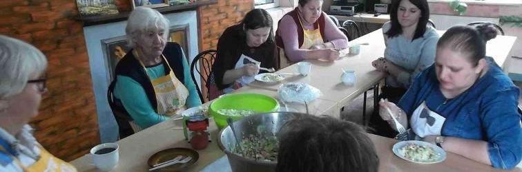 Zajęcia kulinarne w kwietniu