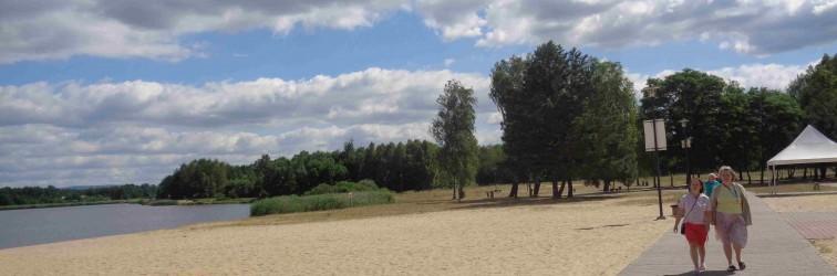 03.07.2019 Wyjazd nad zalew w Borkowie