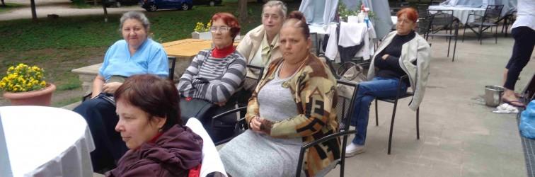 17.07.2019 Zwiedzanie pałacu w Kurozwękach
