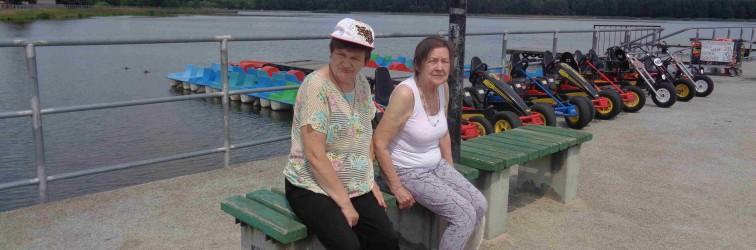 19.07.2019 Wyjazd nad zalew w Borkowie